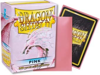 Dragon Shield - Pink 100