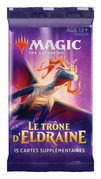 1x Booster VF Le Throne d'Eldraine