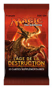 1x Booster VF L'Age de la Destruction
