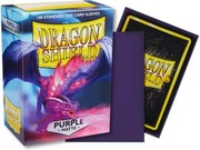 Dragon Shield -  Matte Purple 100