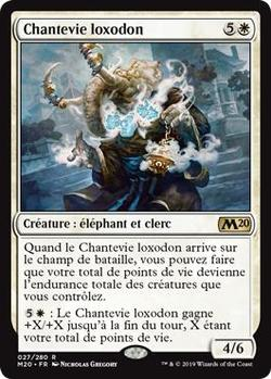 Chantevie loxodon
