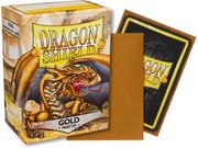 Dragon Shield -  Matte Gold 100