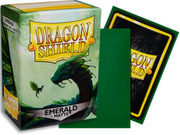 Dragon Shield -  Matte Emerald 100