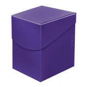 Deck Box Pro Royal Purple 100+ -Eclipse Series-