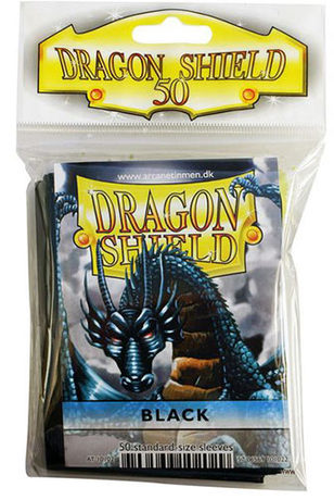 Dragon Shield -   Black 50