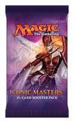 1x Booster ANGLAIS Iconic Masters