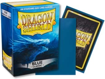 Dragon Shield - Blue 100