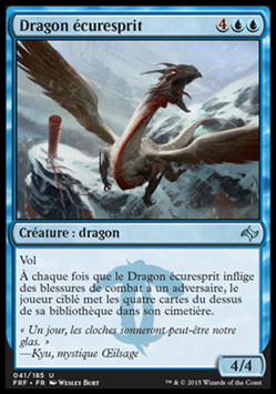 Dragon écuresprit