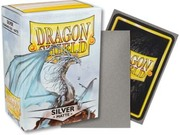 Dragon Shield -  Matte Silver 100