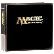 Classeur Ultra-Pro Magic Album / Noir A4