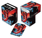 Deck Box Artist Gallery - Demon Dragon