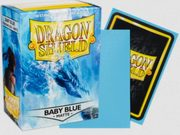 Dragon Shield -  Matte Baby Blue 100