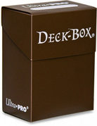 Deck Box Brown