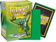 Dragon Shield -  Matte Apple Green 100