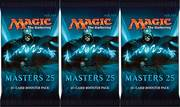 3x Booster ANGLAIS Masters 25