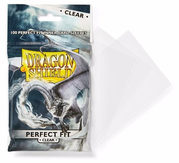 Dragon Shield -    Perfect Fit Clear x100