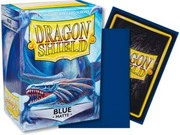 Dragon Shield -  Matte Blue 100
