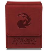Deck Box Flip Box Red Mana 2 -Matte-