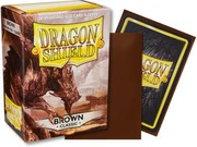 Dragon Shield - Brown 100