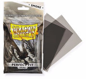 Dragon Shield -    Perfect Fit Clear/Smoke x100
