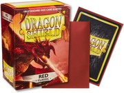 Dragon Shield - Red 100