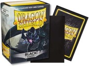 Dragon Shield - Black 100