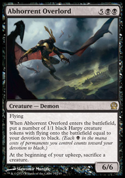 Abhorrent Overlord