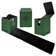 Deck Box Alcove Flip Box Green Mana -Nouvelle version-