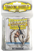 Dragon Shield -     White 50