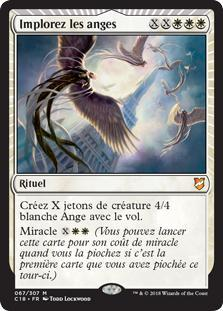 Implorez les anges