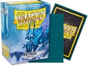 Dragon Shield -  Matte Petrol 100