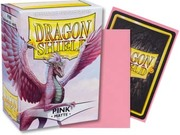 Dragon Shield -  Matte Pink 100