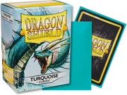 Dragon Shield - Turquoise 100