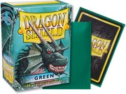 Dragon Shield - Green 100