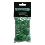 Dragon Shield - 30 Gemmes - Jade Green