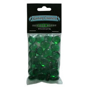 Dragon Shield - 30 Gemmes - Emerald Green