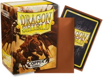 Dragon Shield - Copper 100