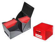 Deck Box Pro-Dual Red 180+