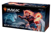Kit de Construction de Deck - Edition de Base 2020