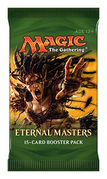 1x Booster ANGLAIS Eternal Masters
