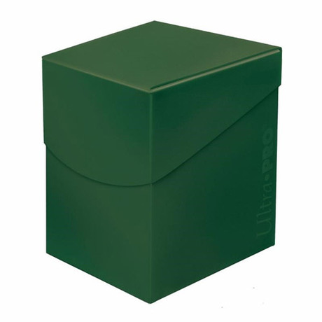 Deck Box Pro Forest Green 100+ -Eclipse Series-