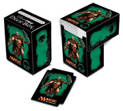 Deck Box Mana 4 Green - Garruk