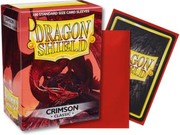 Dragon Shield - Crimson 100