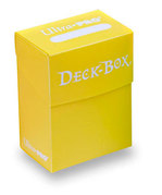 Deck Box Yellow