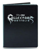 Portfolio Ultra-Pro noir couverture Dragon - 9 cartes / 10 pages