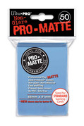 Ultra-Pro Pro-Matte Light Blue -Nouveau format- x50
