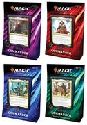 COMMANDER 2019 - les 4 packs VF