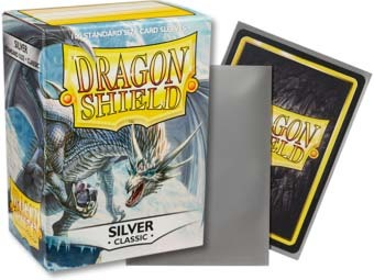 Dragon Shield - Silver 100