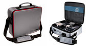 Ultra-Pro Sacoche Deluxe (Deluxe Gaming Case) Silver