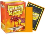 Dragon Shield -  Matte Orange 100